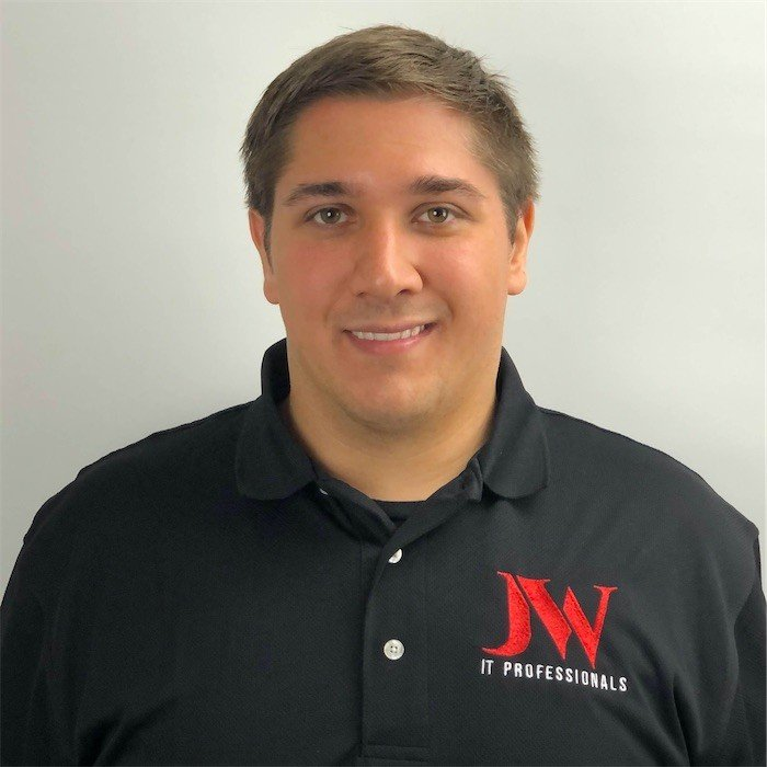 JW IT Professionals Jordan Whissell - West Palm Beach IT Tech